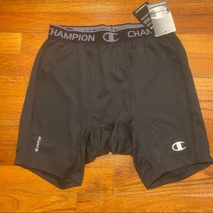 NWT champion performance boxers